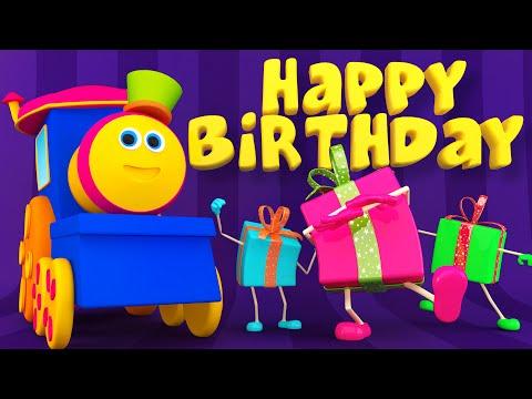 Bob The Train Happy Birthday Song Bob the train S01EP26