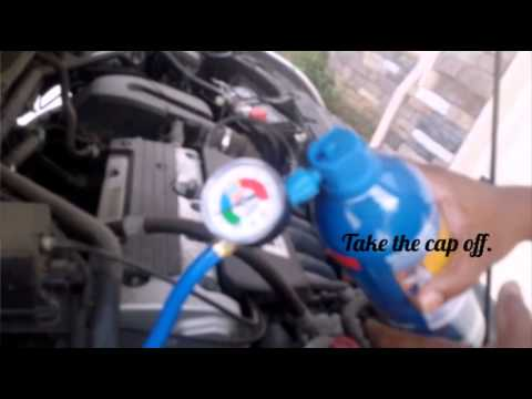 How To Recharge Your Car S Ac