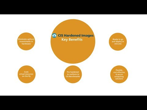 Delivering Security in the Cloud with CIS Hardened Images