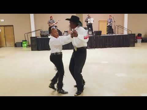 Zydeco Dancing In The Opelousas, Louisiana Area - Zydeco Dancers