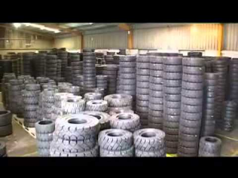 Rubber industries in india.
