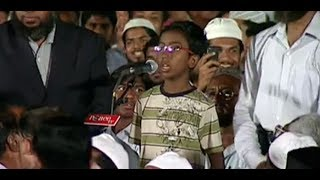 9 Years Old Boy Asked Difficult Question - Dr.Zakir Naik