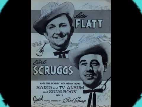 Lester Flatt & Earl Scruggs - Pike County Breakdown