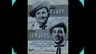 Lester Flatt & Earl Scruggs - Pike County Breakdown