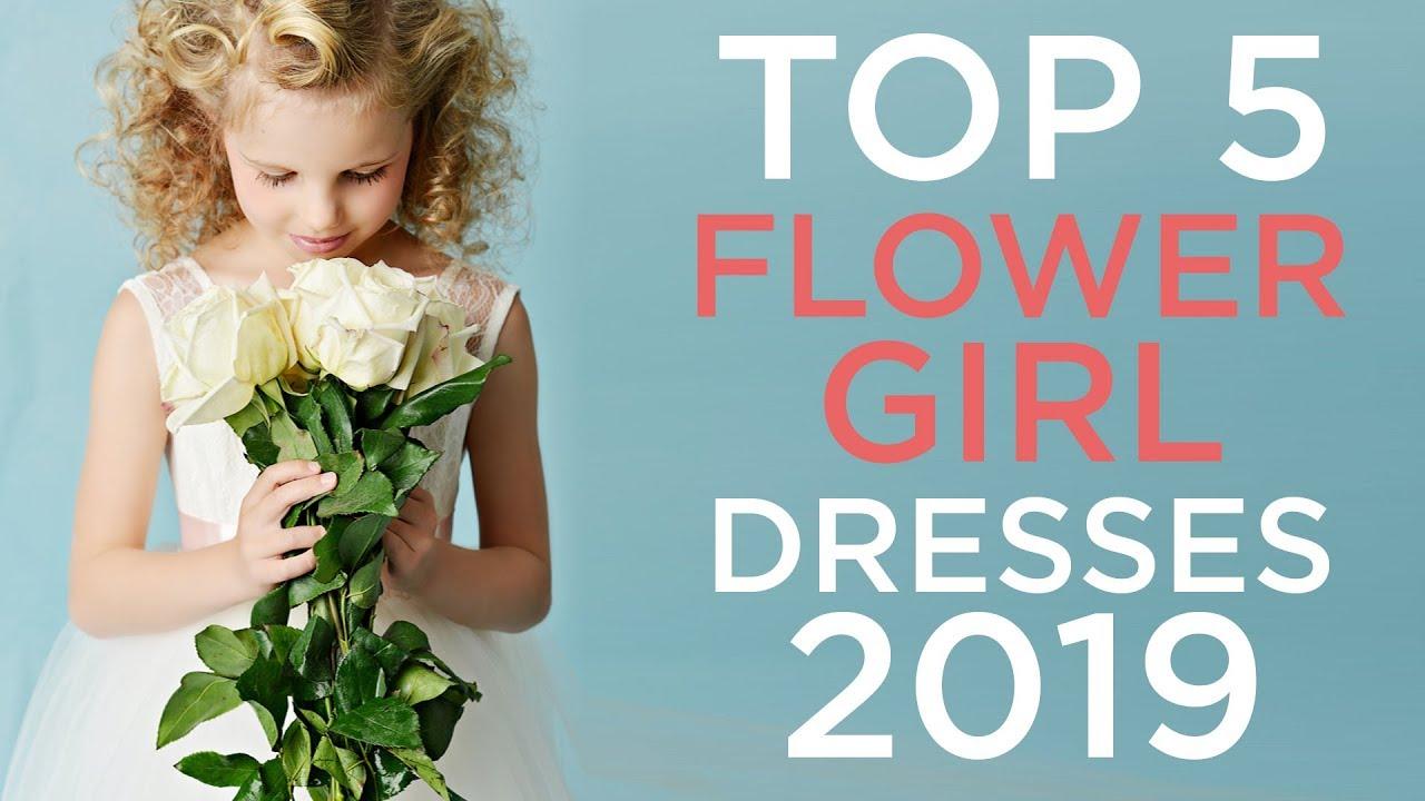 f88a23081b2 Top 5 Best Selling Girl Dresses for Flower Girls. FATTIEPIE DRESSES