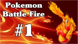 Lets play Pokemon Battle Fire(BLIND) -1- Coole Pokemon
