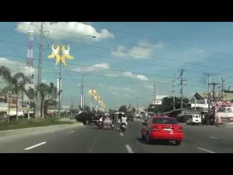Going to SM Shopping Mall Pampanga Philippines