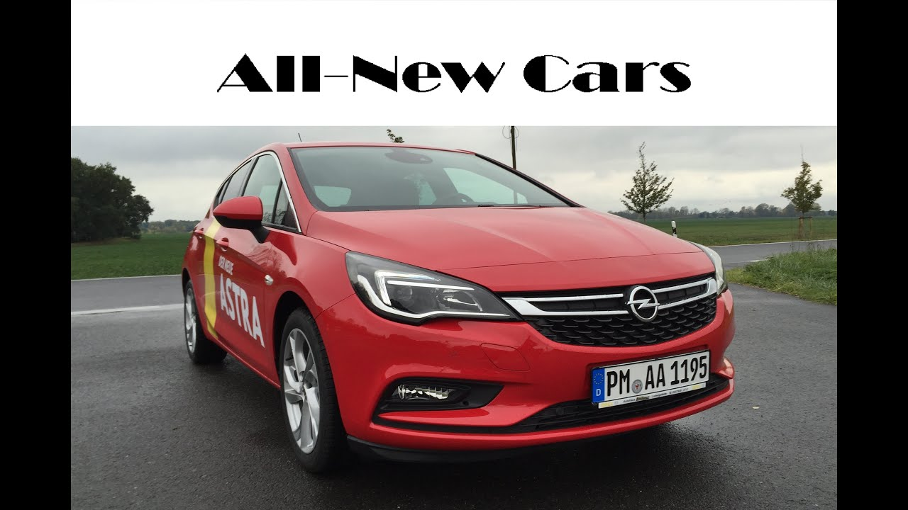 all new opel astra k dynamic 2015 2016 exterior. Black Bedroom Furniture Sets. Home Design Ideas