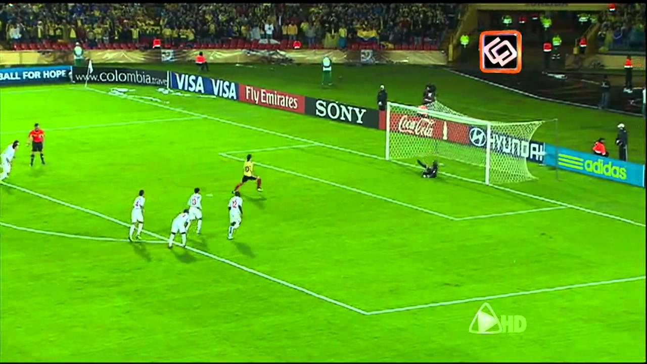 Colombia Sub 20 Contra Uruguay Sub 20: Mundial Sub 20 : Colombia Vs Francia (4-1)