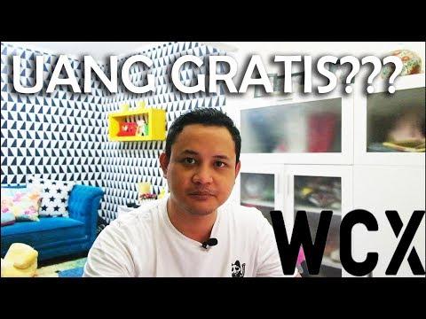 PELUANG UANG GRATIS?? WCX TOKEN!!