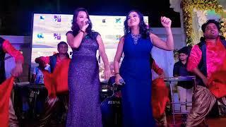 BASU SISTERS LIVE ||Madhubanti Basu & Madhurima Basu live in action|| performing at patna