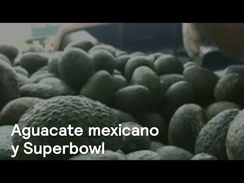 33 mil personas en EE.UU. consumirán guacamole durante el Superbowl - Las Noticias con Danielle