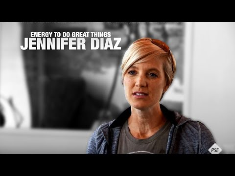 The Energy to Do Great Things: Meet Jennifer Diaz