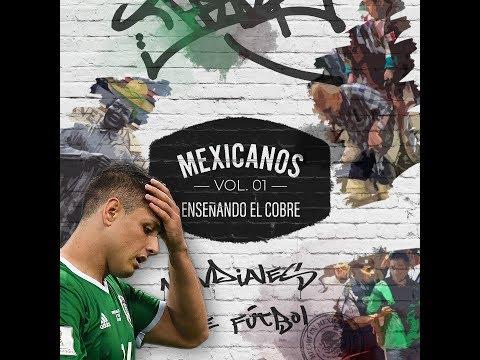 Mexicanos enseñando el cobre en el mundial - Parte 1
