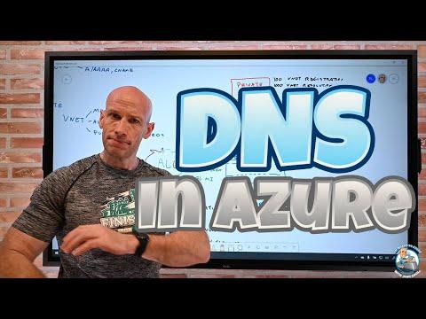 Understanding DNS in Azure