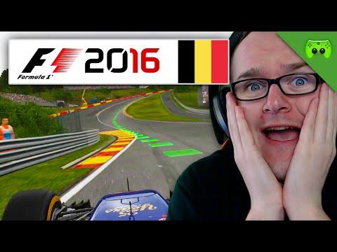 JAYS EAU-ROUGE-ABENTEUER | Belgien 2/2 🎮 F1 2016 #82