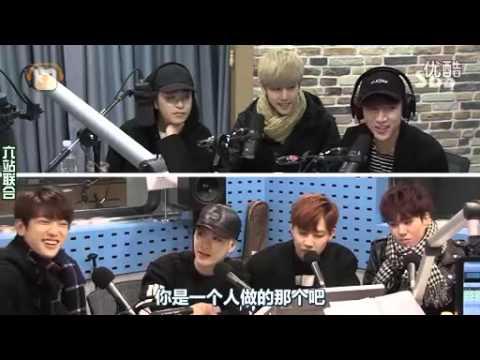 [ENG][中字] 151125 GOT7 ChoiHwaJung PowerTime Radio! PART 2