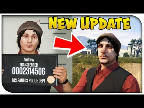 GTA 5 Online - NEW Update Changes & Features! (Ugly Characters, New ...