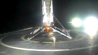 Space X Falcn 9 JCSAT 16 - Launch and Landing