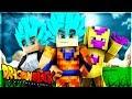 IL SUPER SAIYAN BLUE in MINECRAFT DB BLOCK  Minecraft Dragon Block ITA  24 By GiosephTheGamer