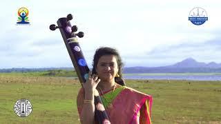 Raga and Yoga || Surya Namaskara || 6th International Yoga Day || CCGlobalParis || Bhavana Pradyumna