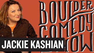 Introducing Jackie Kashian | Boulder Comedy Show Podcast