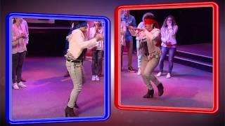 De Nationale Tweelingtest | De danstest
