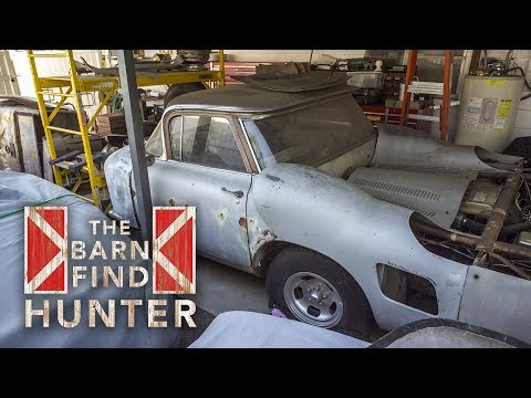 Cheetah Transporter found! Unique race car hauler ready to be restored | Barn Find Hunter - Ep. 43
