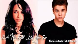 Download Aaliyah & Justin Bieber - Rock The Boat Like You Do (Mashup) MP3 song and Music Video
