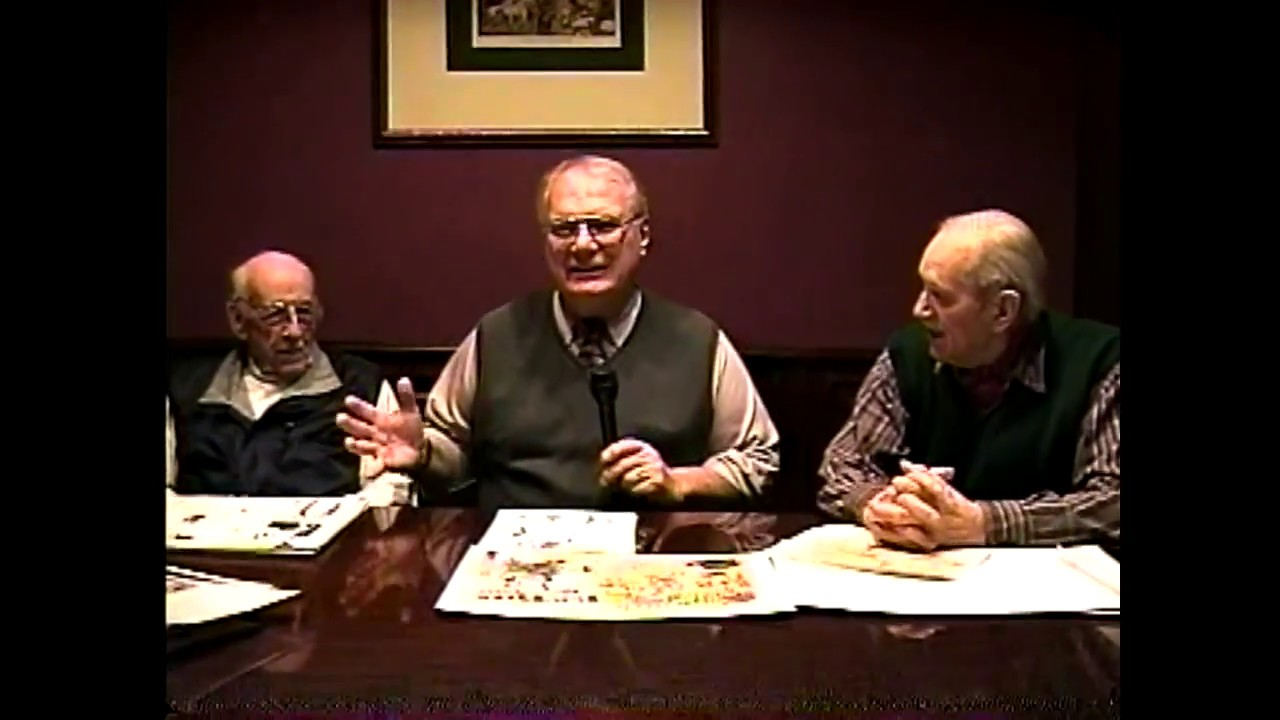 OLC - Tom Tyler Tales with Arto and Sid  1-9-03