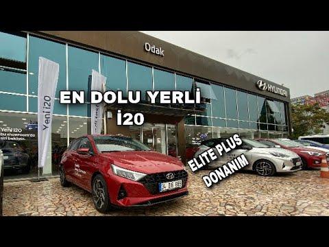 2020 Yeni Hyundai i20 | En Detaylı Test