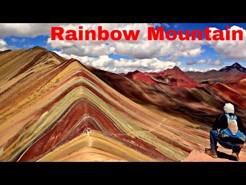 Rainbow Mountain - An Incredible Sight