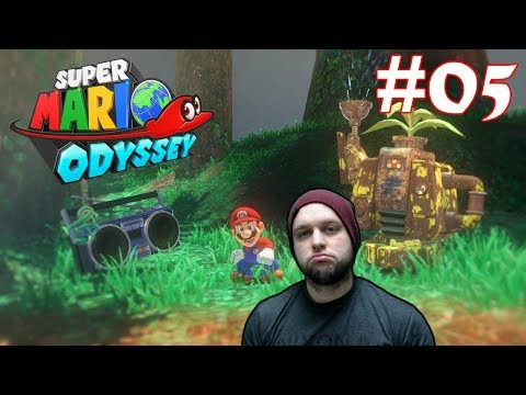 A Plot Twist In a Mario Game?! - Super Mario Odyssey - Gameplay [#05]