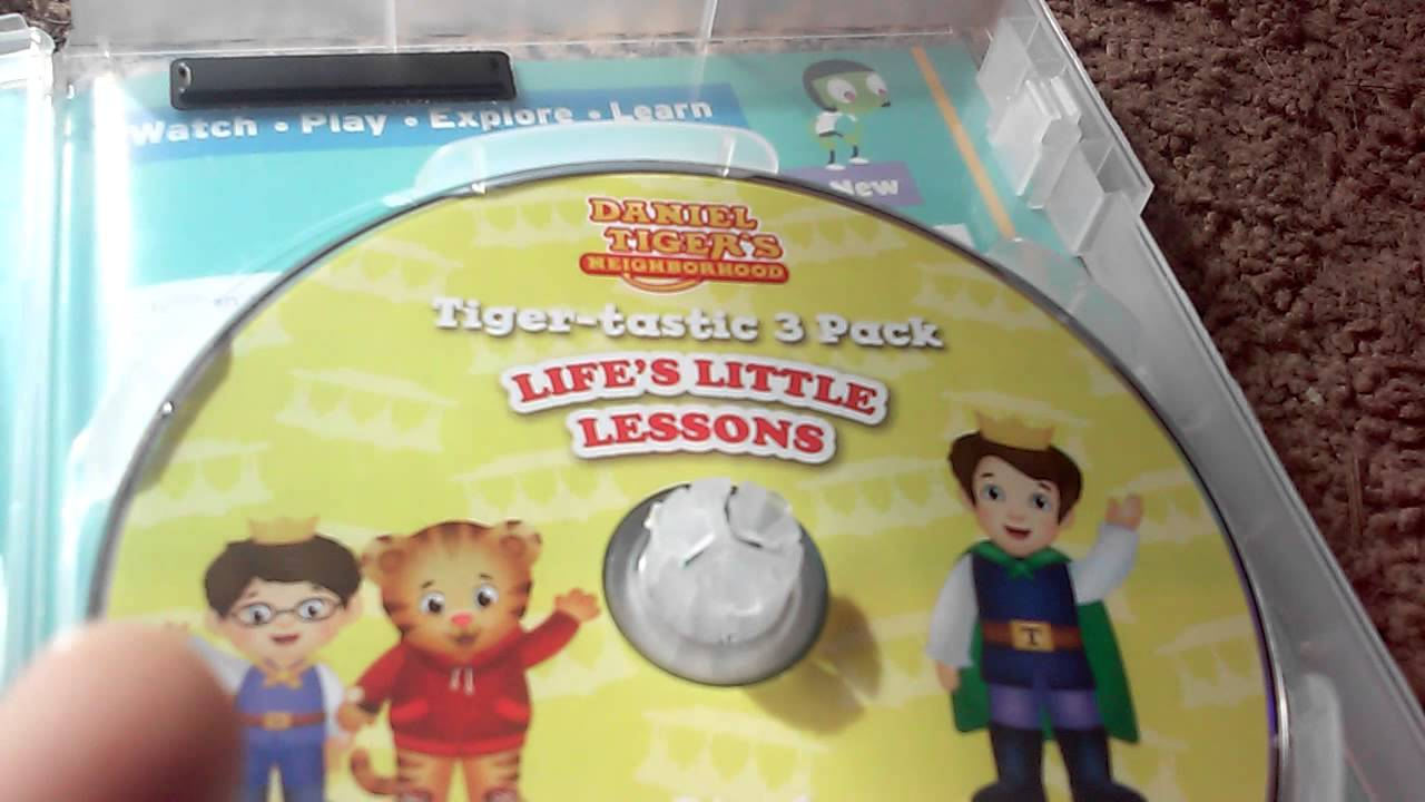 My pbs kids DVD collection