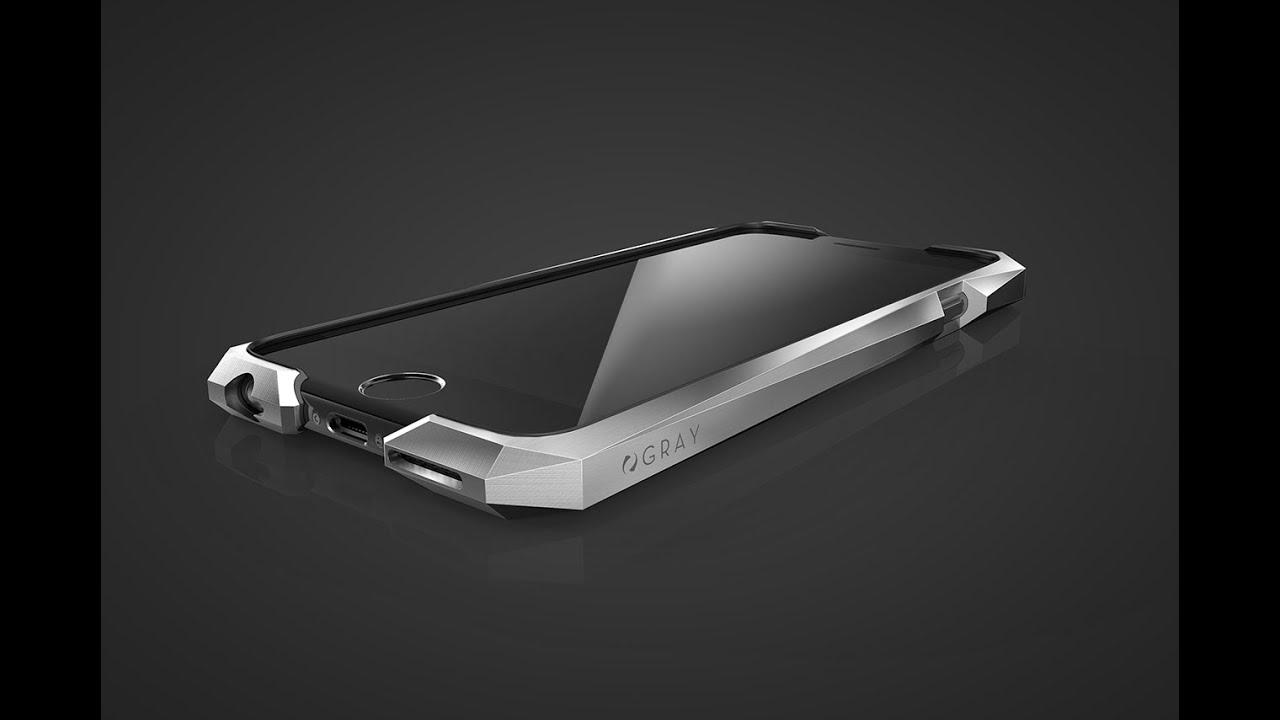 save off e3cfd d92bc Advent Titanium Metal iPhone Case