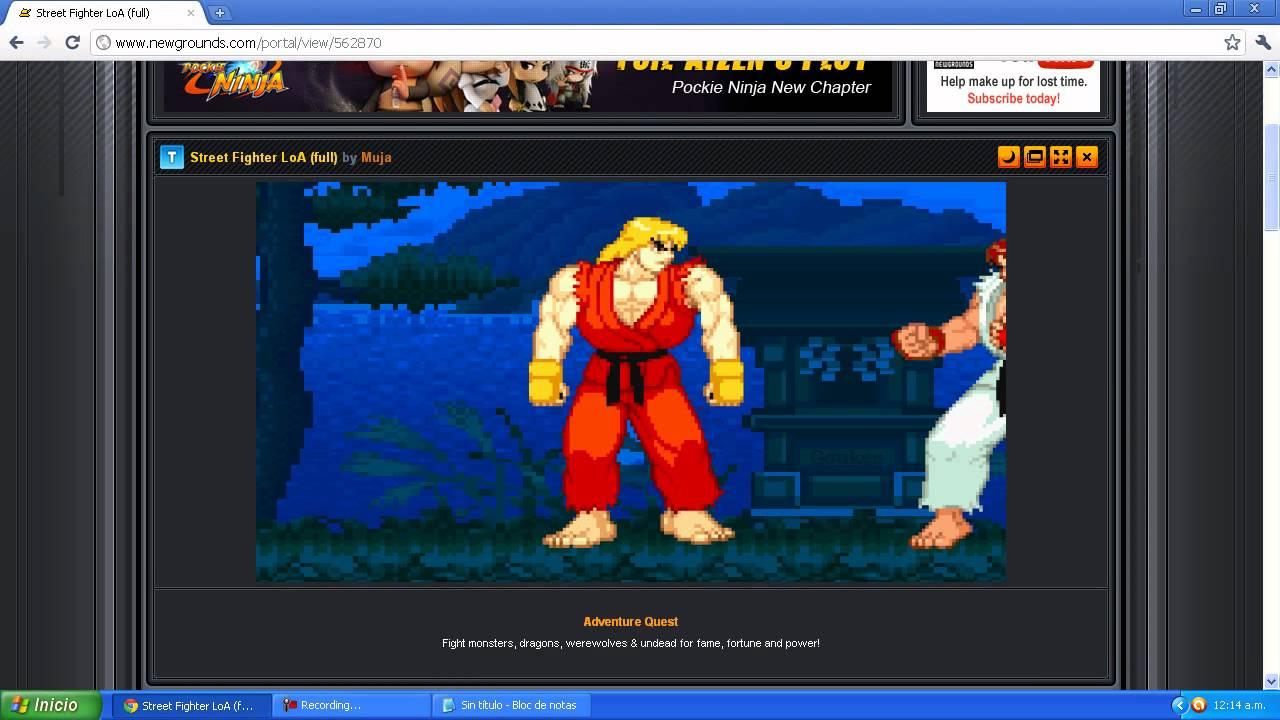 Street fighter legend of ansatsuken download