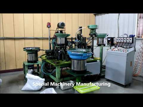 Use special machine to make bearings