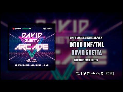Intro Arcade David Guetta (Ultra Music Festival/Tomorrowland 2016)