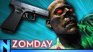 The Future of VR Zombie Arcades!