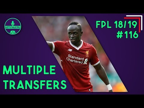 FPL TRANSFER DECISIONS! | Gameweek 3 | Fantasy Premier League 2018/19 | Let's Talk FPL #116