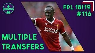 FPL TRANSFER DECISIONS! | Gameweek 3 | Fantasy Premier League 2018/19 | Let's Talk FPL #116