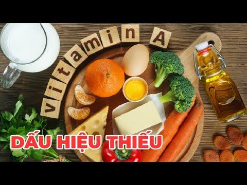 6 dấu hiệu nhận biết cơ thể cần bổ sung vitamin A - Kênh Hướng Dẫn