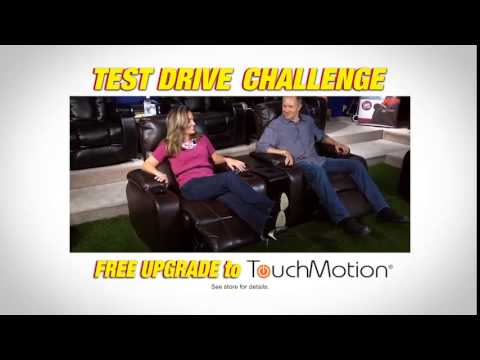 Ricks Furniture Test Drive Challenge   Duration: 31 Seconds.