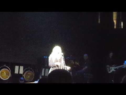 Stevie Nicks - New Orleans intro - Columbia, SC 11/12/16