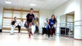 Madonna feat Nicki Minaj & M.I.A. -- Give Me All Your Love (Olga Shine and Karina Palma Choreo)