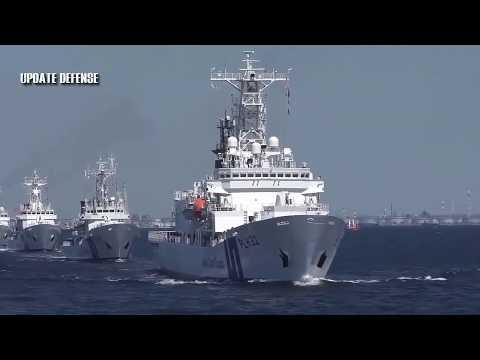 philippine-coast-guard-(pcg)-&-japan-coast-guard-(jcg)-hold-joint-drill-in-manila-bay!