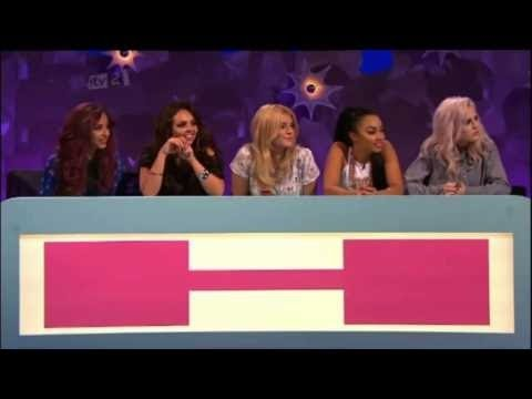 Little Mix en Celebrity Juice 2012 (subtitulado)