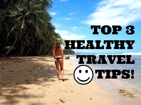 3 Tips for Staying Healthy & Fit While Traveling | AmandaRoundtheGlobe