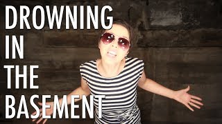 Drowning in the Basement - Funny Rap Video - Jake