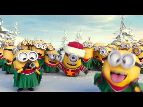 Die Minions singen Weihnachtslieder (Deutsch) [HD]